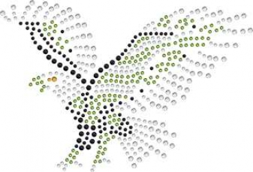 Baby Eagle amigurumi pattern by Theresas Crochet Shop (mit Bildern ... | 251x369
